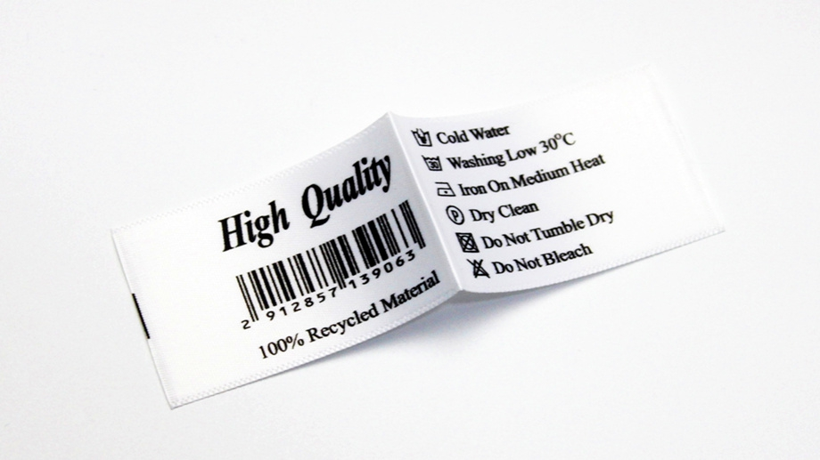 What Are The Advantages Of A Washing Label?
