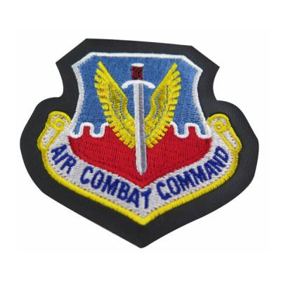 Air Combat Command Embroidery Army Patch