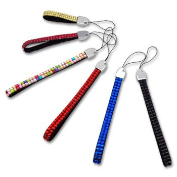 Custom Rhinestones Bling Lanyards
