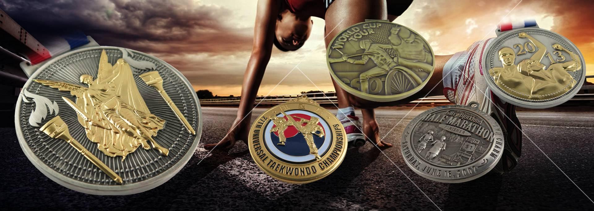 Custom Design Sports Medal