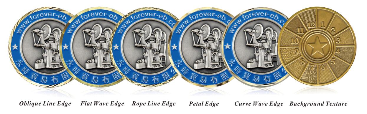 die-struck-bronze-soft-enamel-3d-challenge-coin-with-swirl-edge-cut