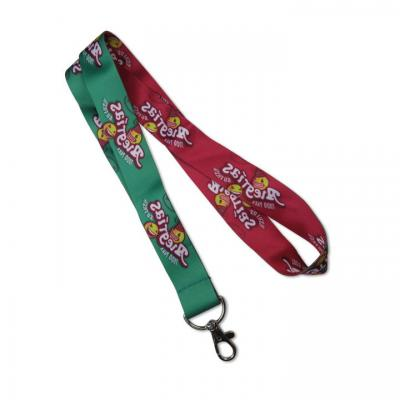 Factory Custom Heat Transfer Lanyards