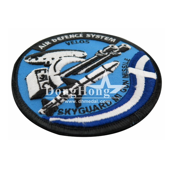 Air Defense Patches