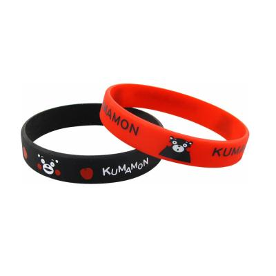 Promotional Gifts Custom Silicone Wristbands