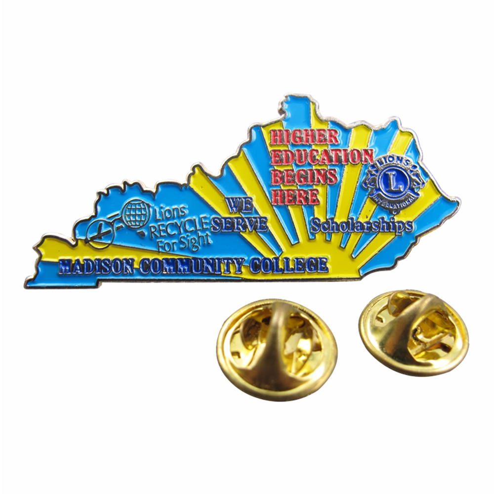 Lions Club Badges
