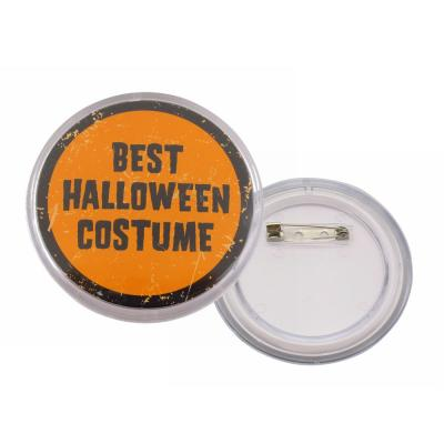 Custom Button Badge For Halloween Decorations