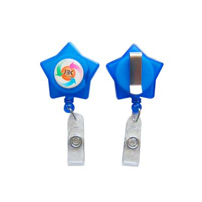 Wholesale Cheap Custom Badge Reels With Spring Clips