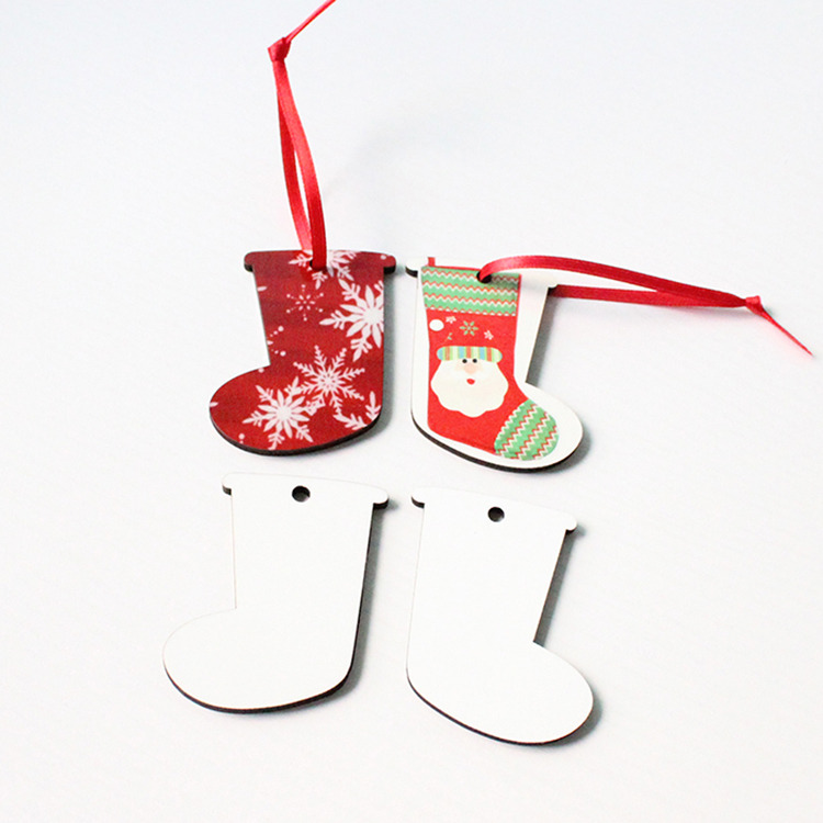 Sublimation Christmas Ornaments