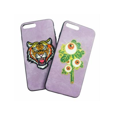 Custom Embroidery Phone Case For Iphone/Android