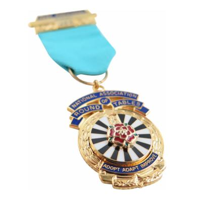 Custom The Round Table Association Medal