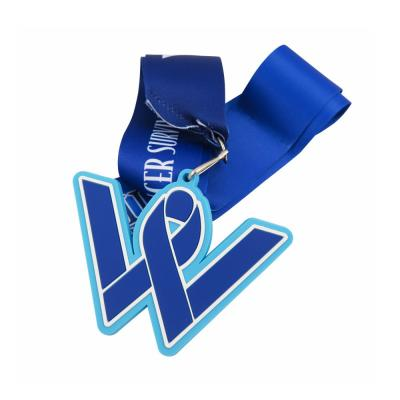 Custom Soft PVC Medals