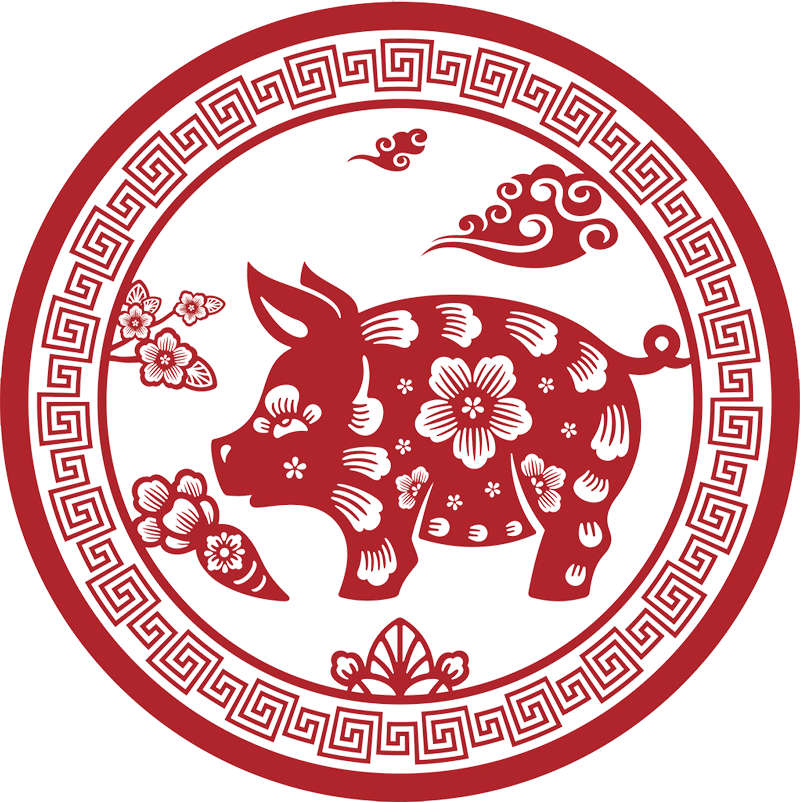 Happy Chinese New Year ---Year Of The Pig