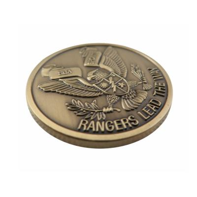 Custom Military Ranger Challenge Coin