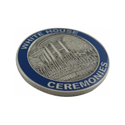 Custom White House Challenge Coins