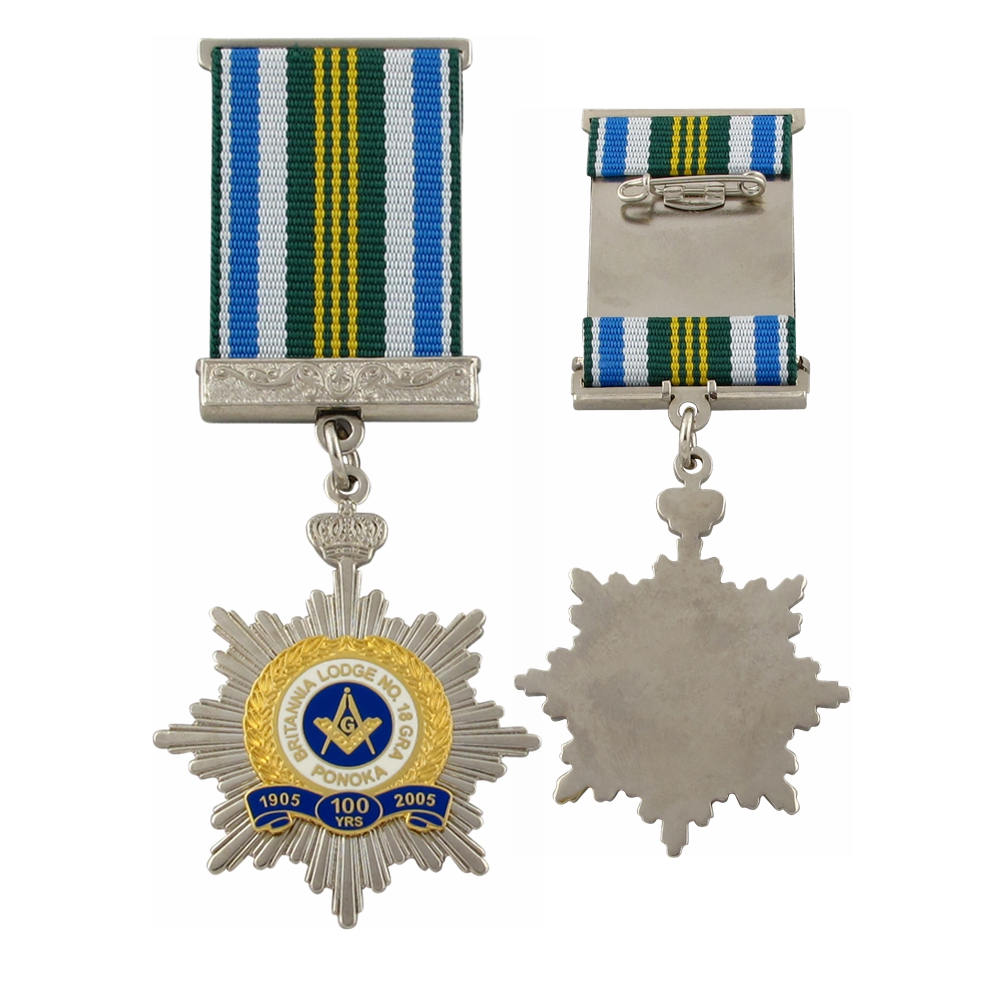 Custom Masonic Medals For Sale, Buy Cheap Personalised Antique