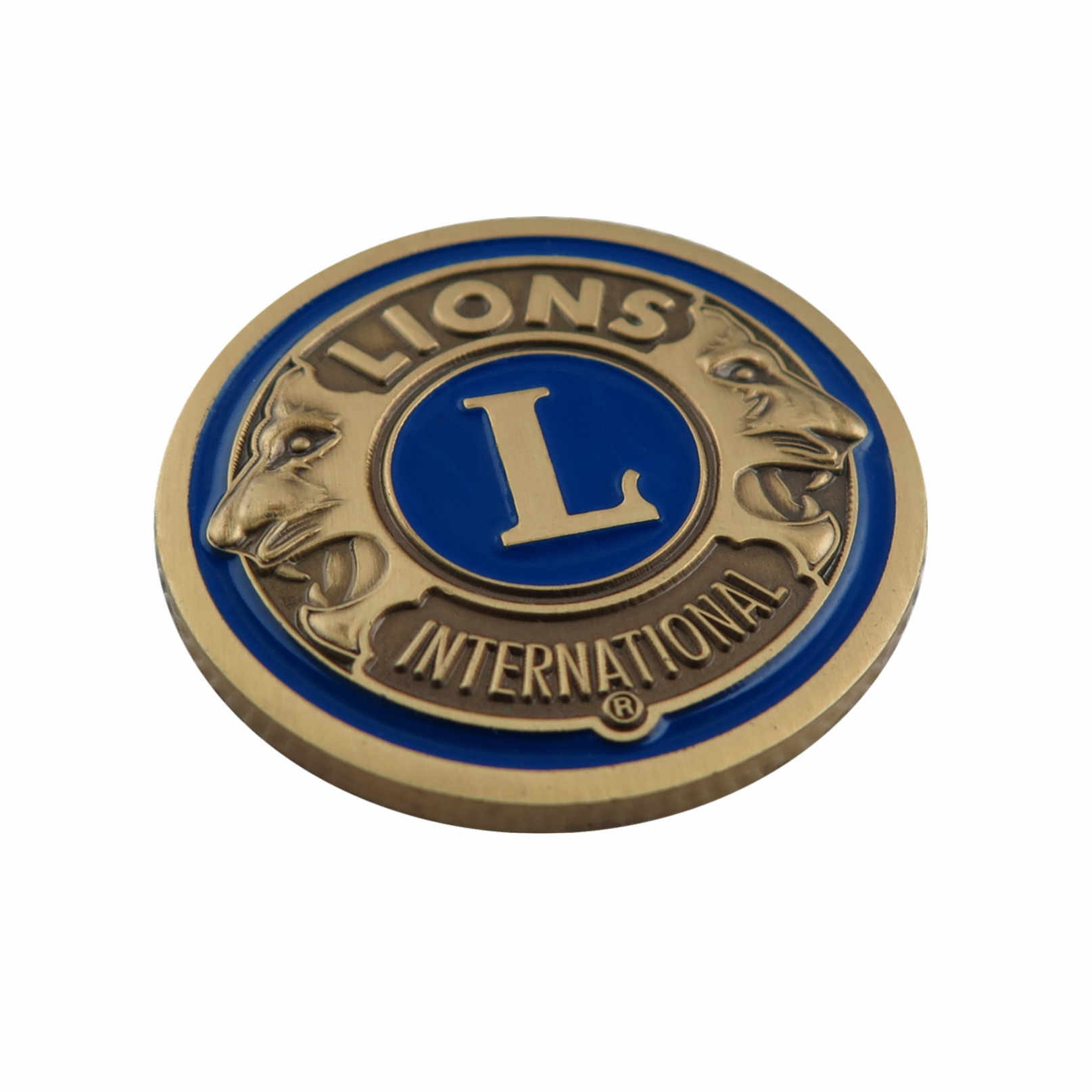 Lions Club Commemorative Coin