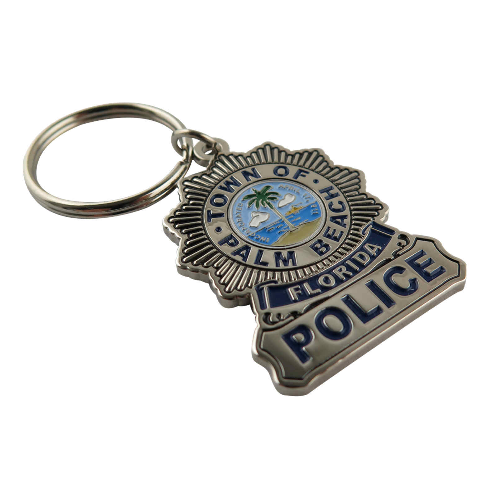 Police Officer Keychains