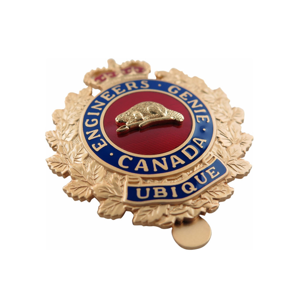 Canadian Military Cap Badges