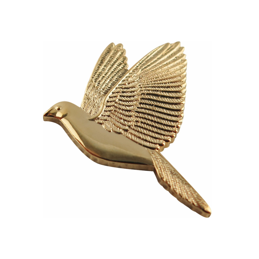 Peace Dove Lapel Pin