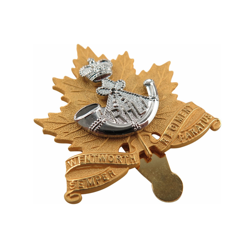 RHLI Cap Badge