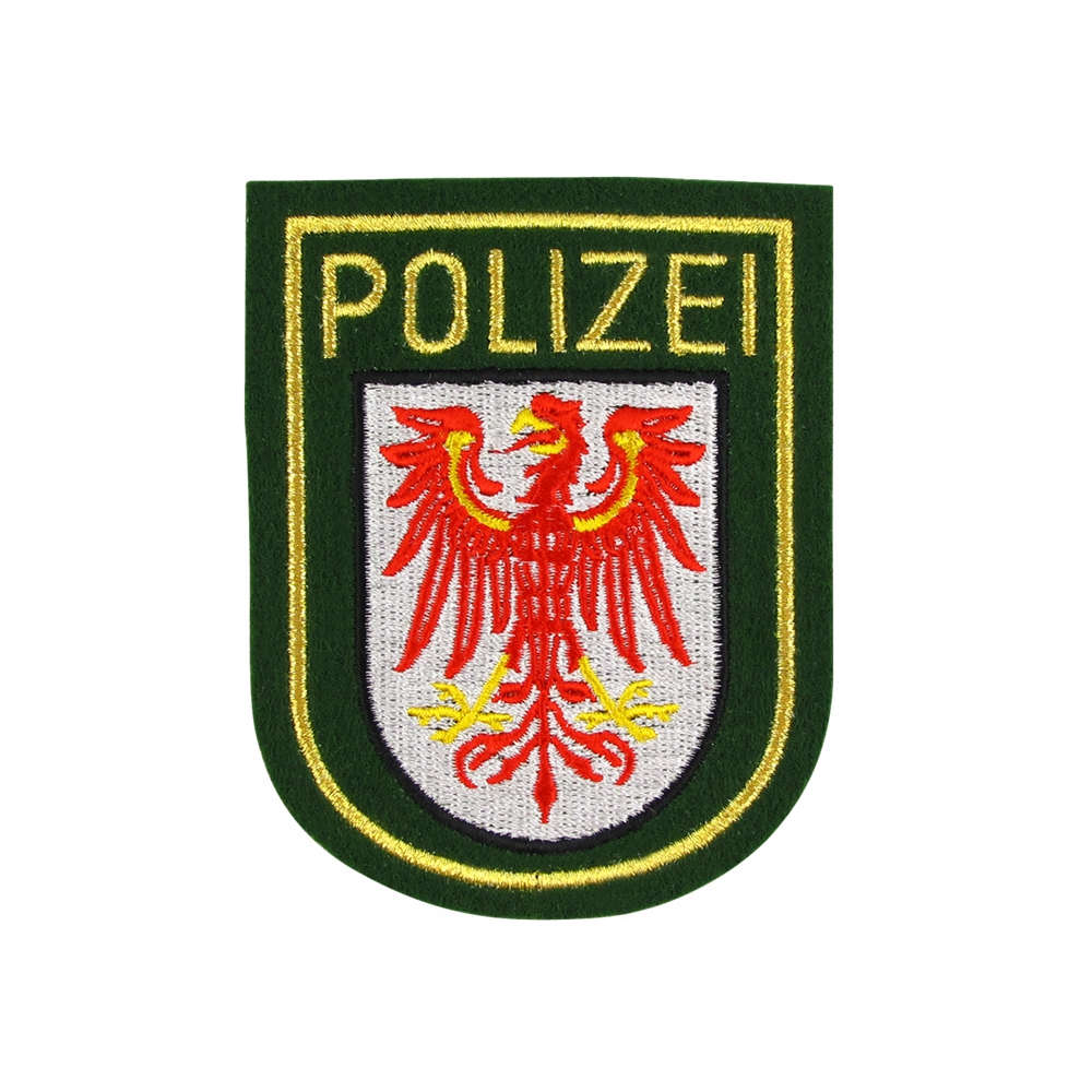 Polizei Patch