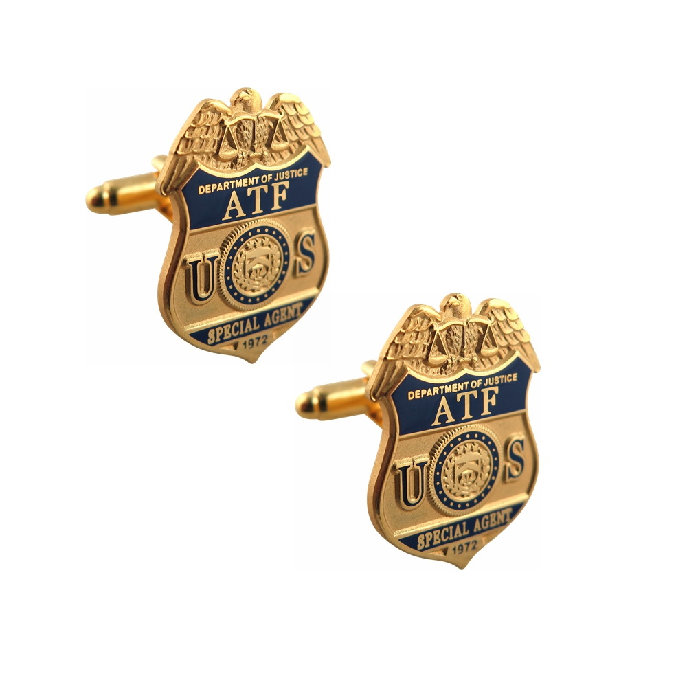 Department Of Justice Cufflinks