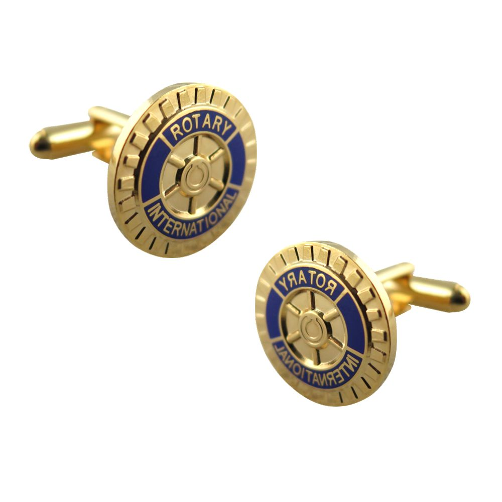 Rotary International Cufflinks