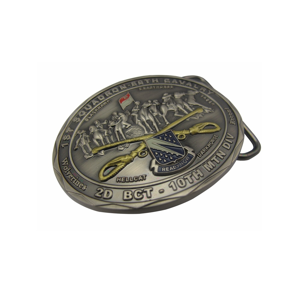 Cavalry Belt Buckle