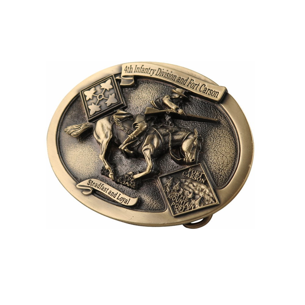 Infantry Belt Buckle