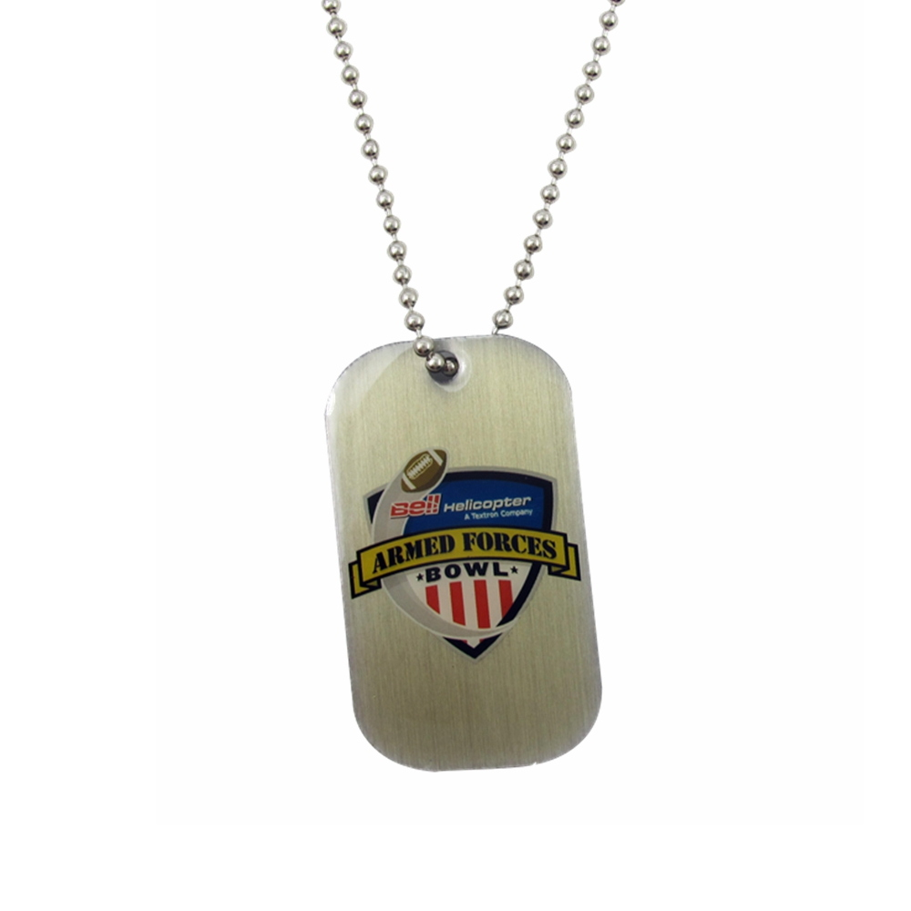 Armed Forces Dog Tags