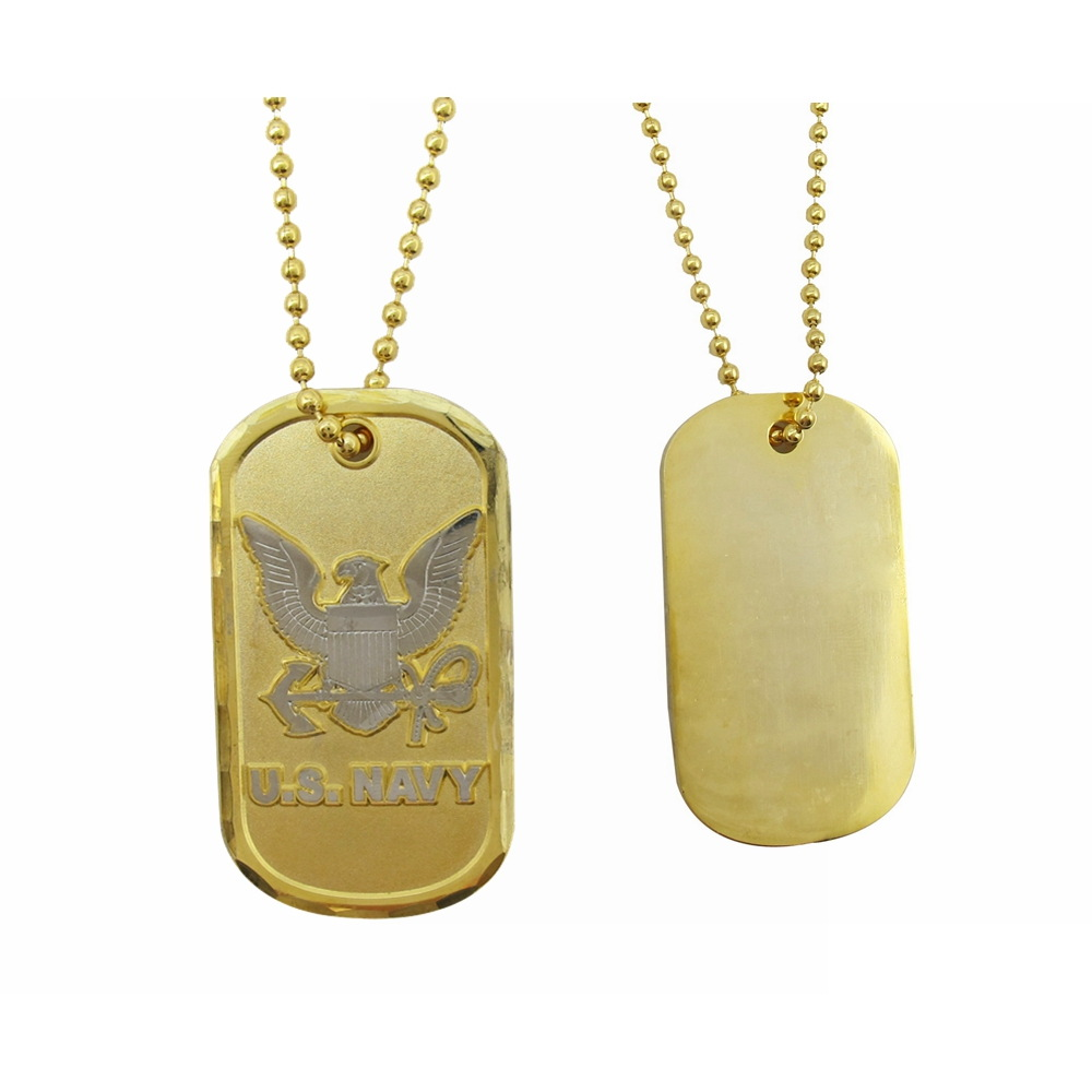 US Navy Dog Tags