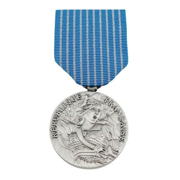 Replicate The National Defense Medal