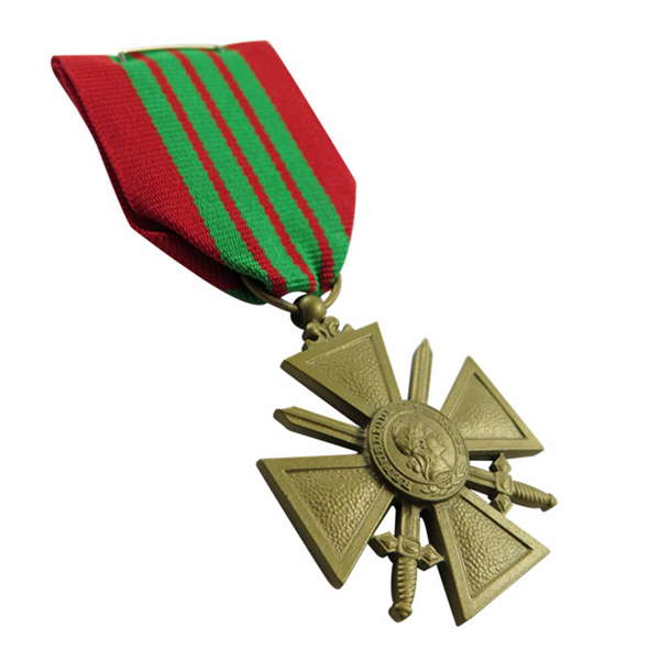 Custom The France Military Corss (Croix De Guerre)