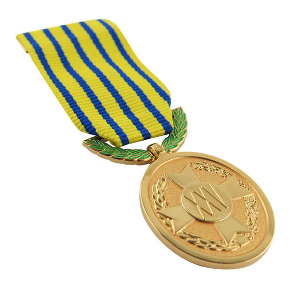Custom The Italian XXV Years Military Service Medals