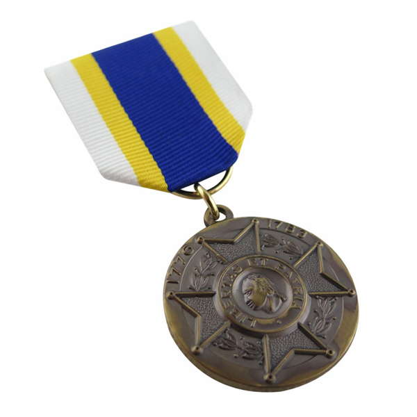 Custom The Libertas Et Patria Medal
