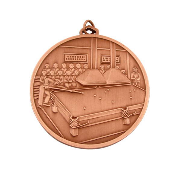 Billiard Medals