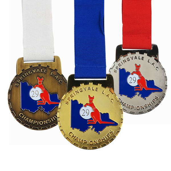 Championship Medals
