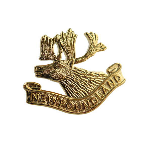 Royal Newfoundland Regiment Cap Badge