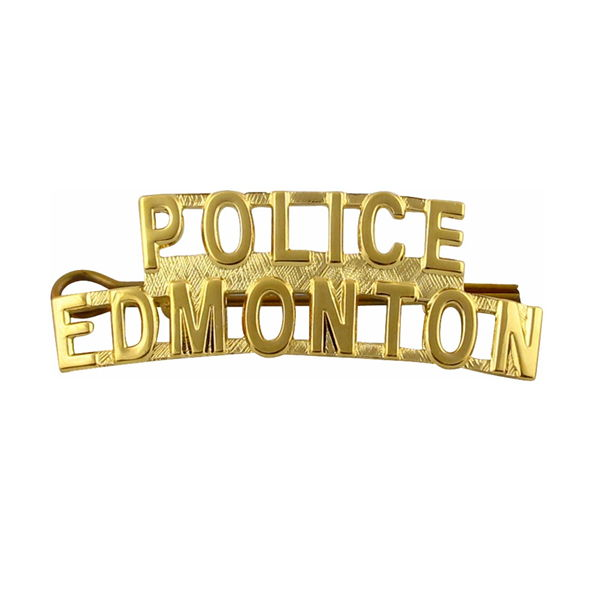 Edmonton Police Badge