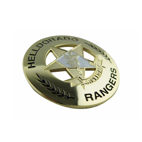 Rangers Badges