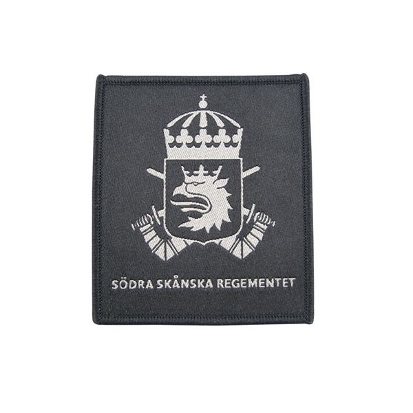 Regiment Patches