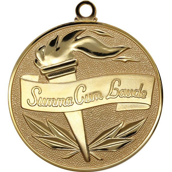 Custom Design Gold Plated 3D Sports Medal