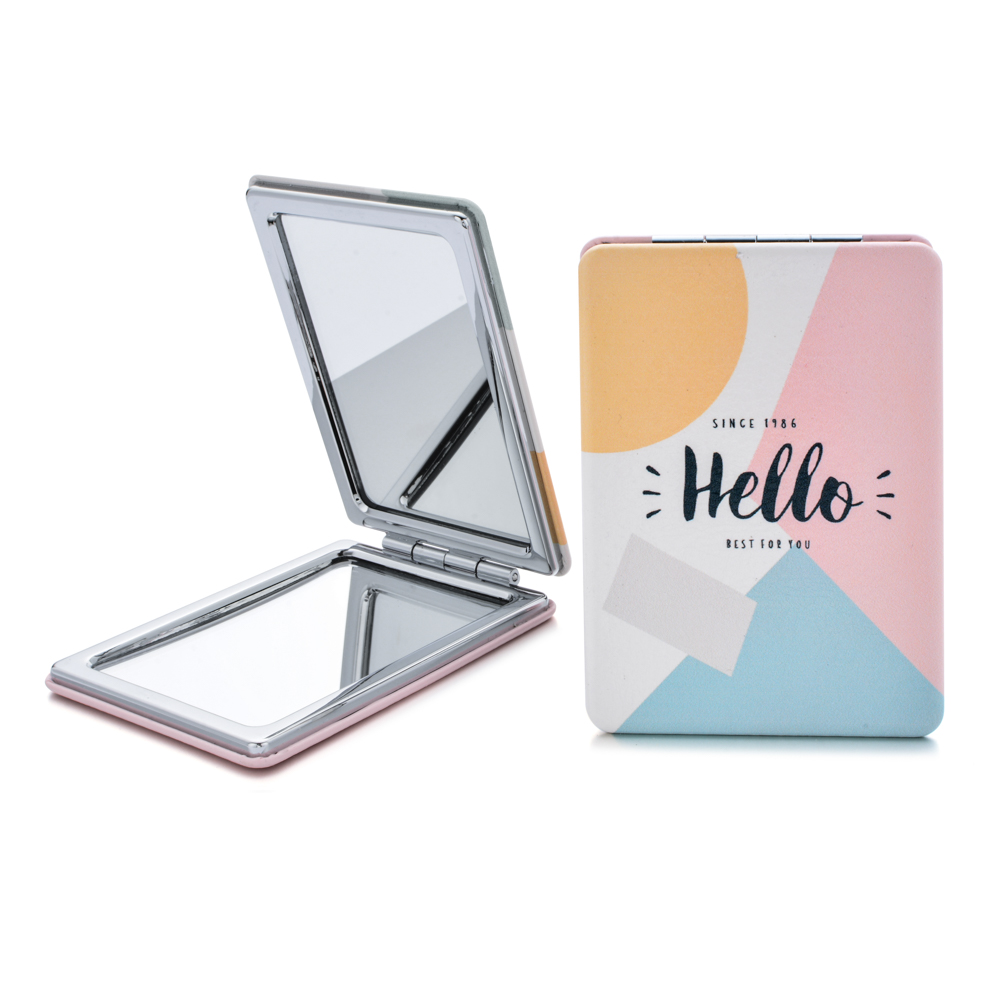 Pocket Makeup Compact Mirror